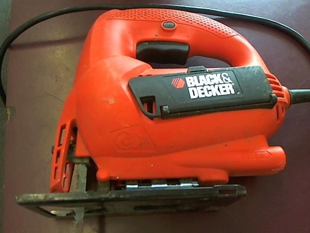 BLACK&DECKER Jig Saw JS515 - JIG SAW