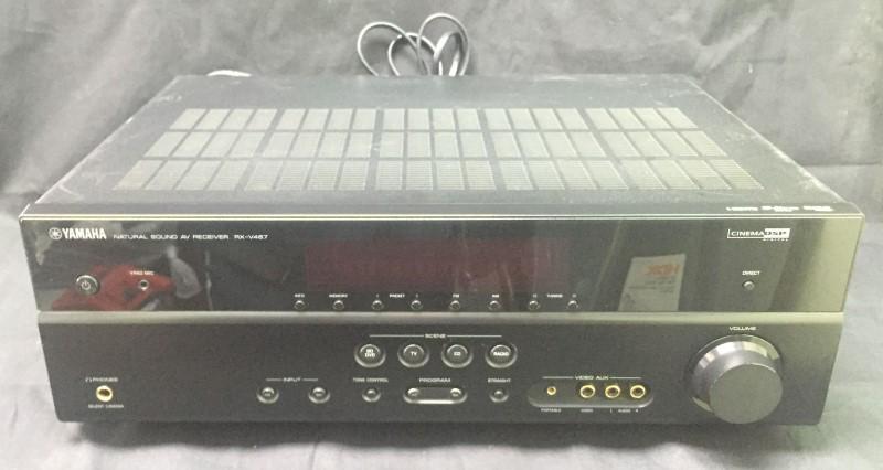 YAMAHA Receiver RX-V467