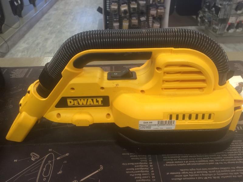 DEWALT Vacuum Cleaner DC515