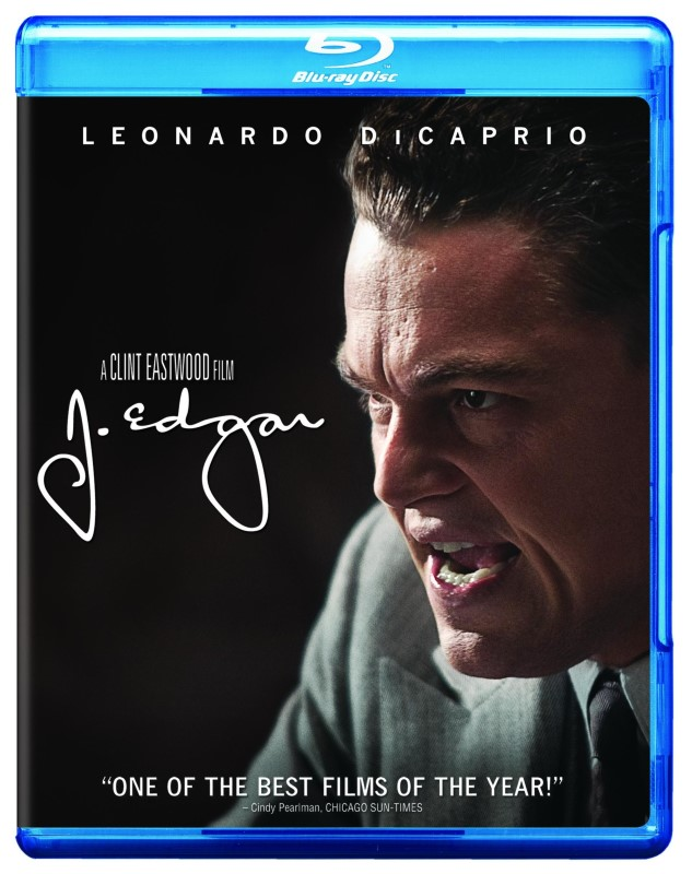 BLU-RAY MOVIE Blu-Ray J. EDGAR