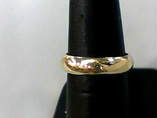 Lady's Gold Ring 14K Yellow Gold 2.7dwt Size:6.5