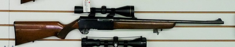 BROWNING BAR 308 BELGIUM LEUPOLD SCOPE