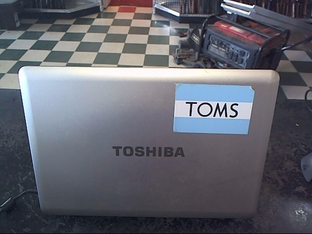 TOSHIBA Laptop/Netbook SATELLITE L455-S5975