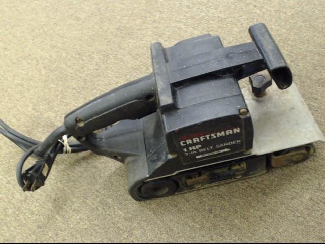 CRAFTSMAN Belt Sander 315.117131 BELT SANDER