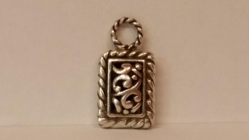 Silver Pendant 925 Silver 2.06g