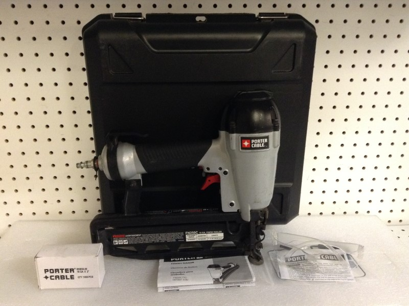 PORTER CABLE Nailer/Stapler FN250C