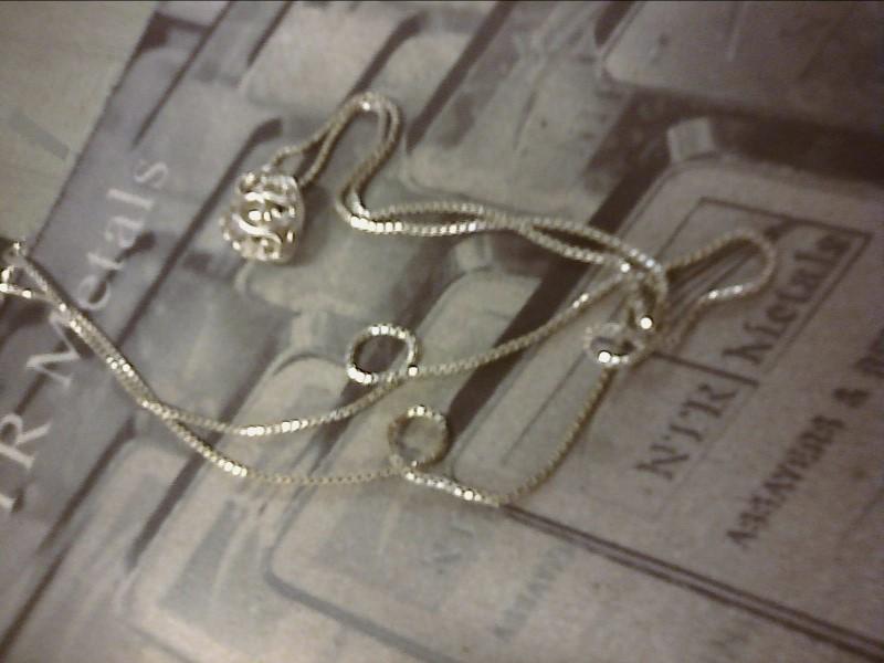 Silver Pendant 925 Silver 1.89dwt
