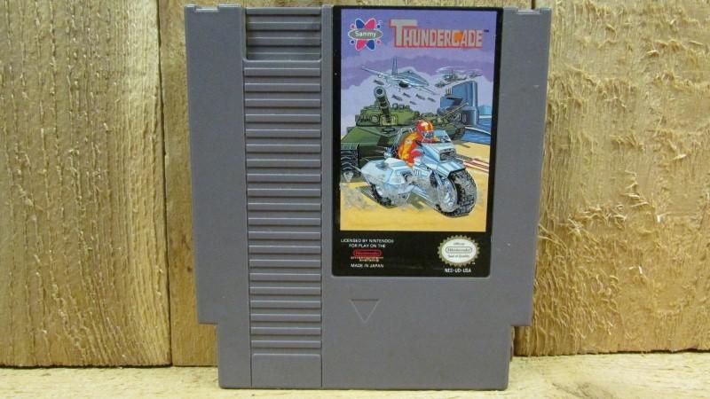 NINTENDO Nintendo NES THUNDERCADE
