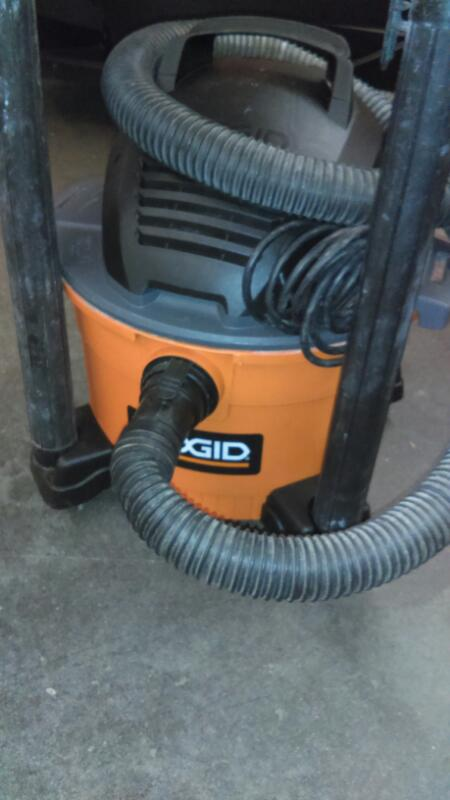 RIDGID TOOLS Vacuum Cleaner WD06701