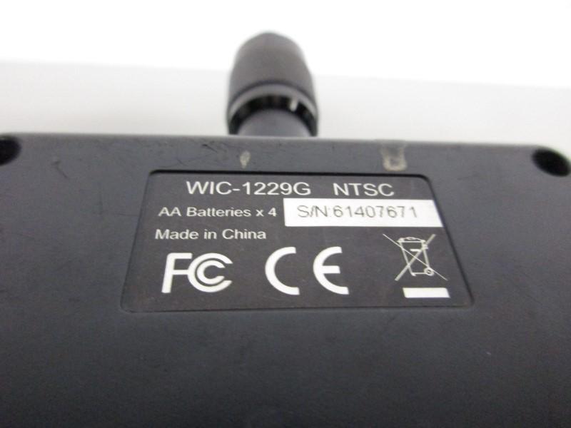 WHISTLER WIC-1229G LIGHTED INSPECTION CAMERA