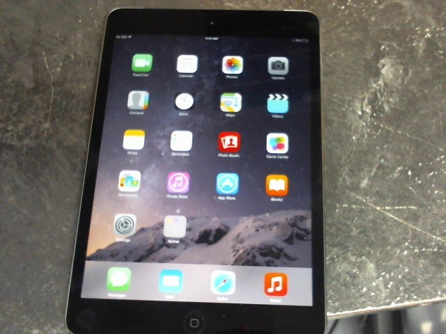 APPLE Tablet IPAD MF081LL/A