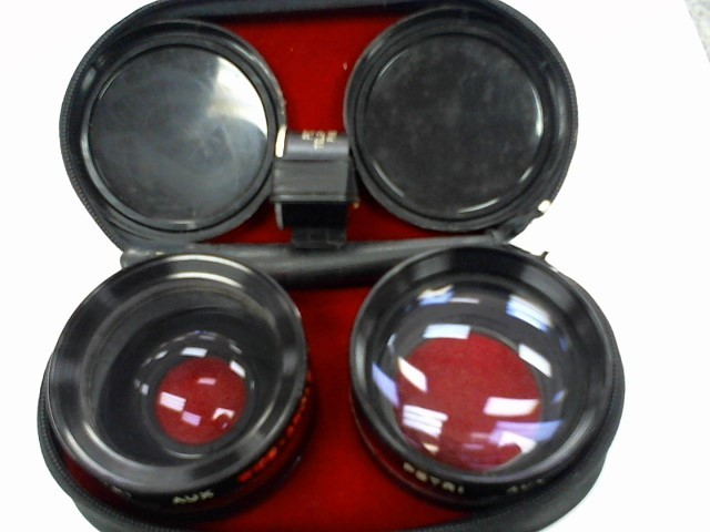 PETRI Camera Accessory LENS