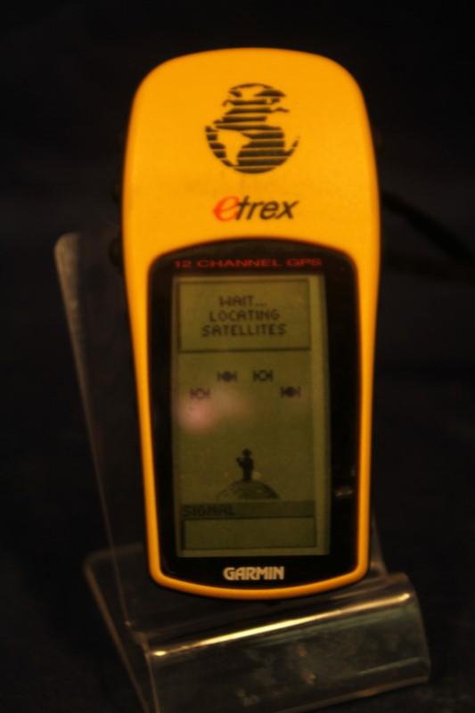 GARMIN GPS System ETREX