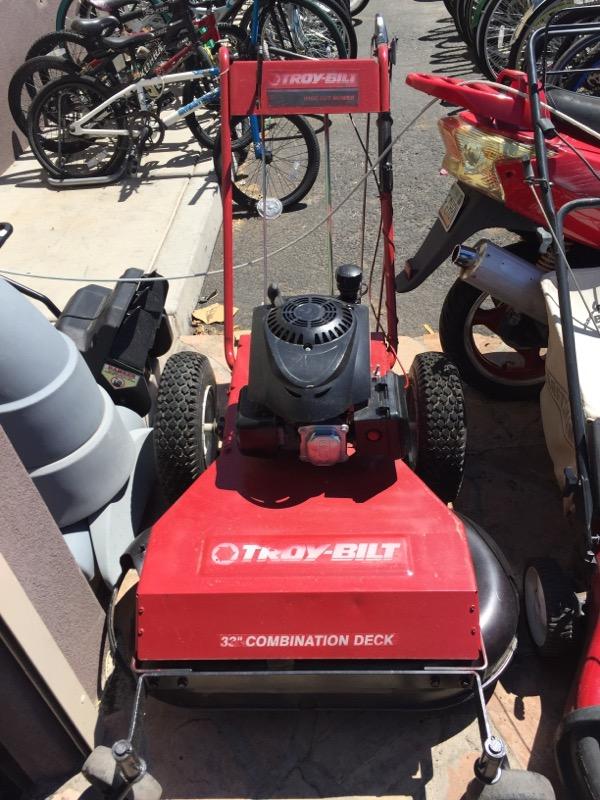 TROY BILT Lawn Mower 34089