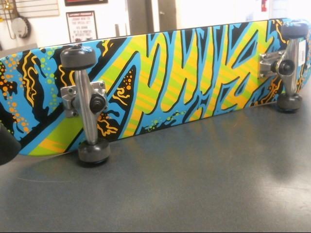 BLIND SKATEBOARDS Skateboard TRIP OUT COMP