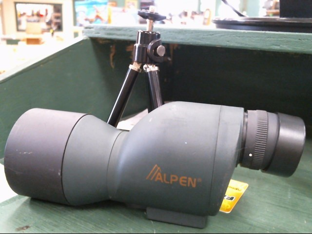 ALPEN OPTICS Binocular/Scope 8X42 BINOCULARS