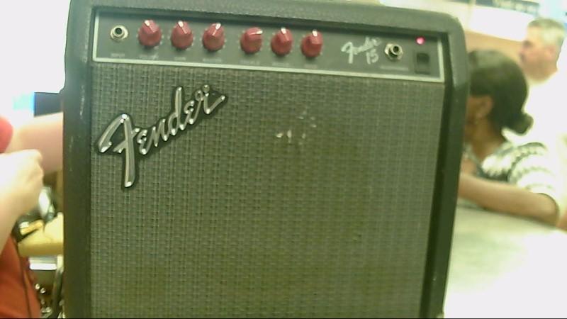 FENDER Electric Guitar Amp FRONTMAN 15G