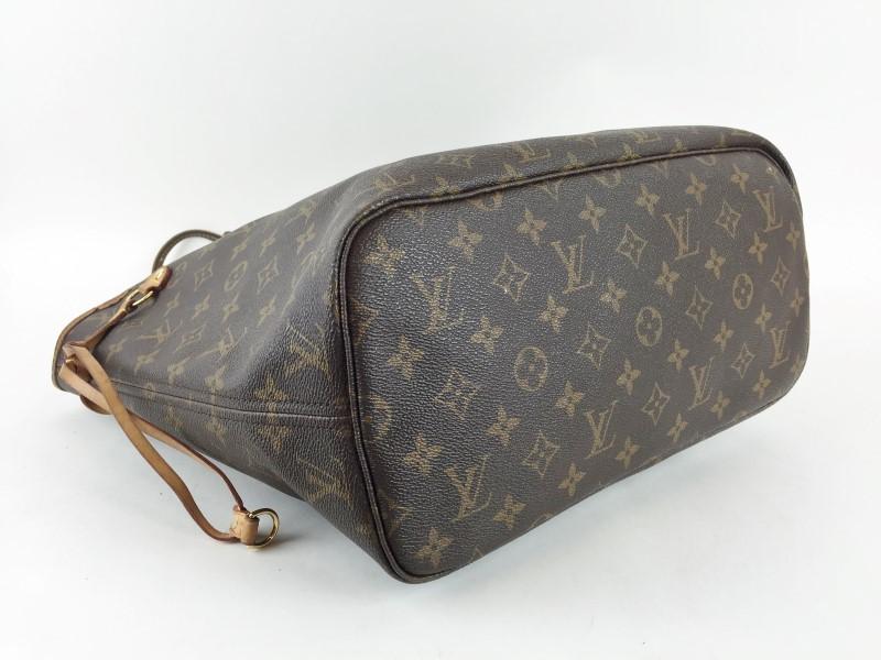 LOUIS VUITTON Handbag NEVERFULL-MONOGRAM MM