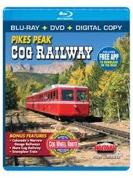 BLU-RAY BOX SET Blu-Ray PIKE PEAK COG RAILWAY