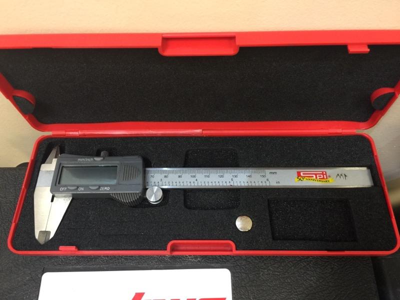 SPI Measuring Tool ELECTRONIC DIGITAL CALIPER