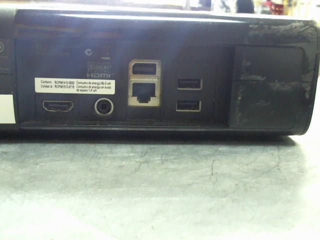 MICROSOFT XBox 360 XBOX 360 - 4GB KINECT - 1538 - CONSOLE