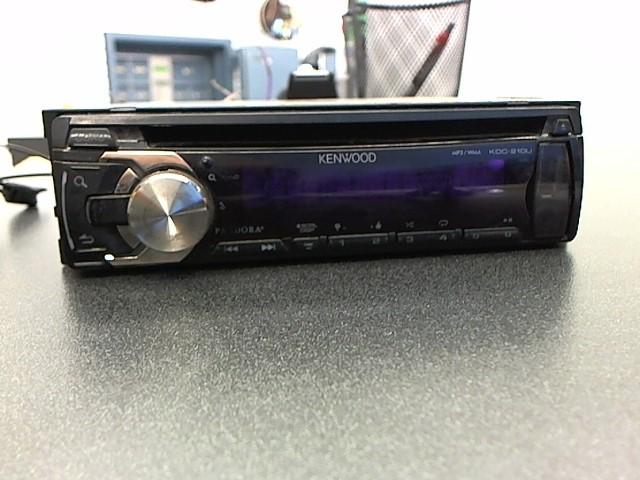 KENWOOD CD Player & Recorder KDC-210U