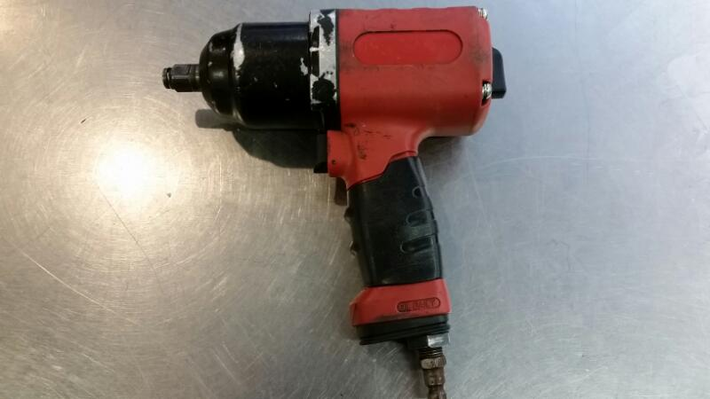 CENTRAL PNEUMATIC Air Impact Wrench AIR IMPACT