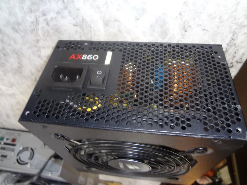 CORSAIR POWER SUPPLY AX860
