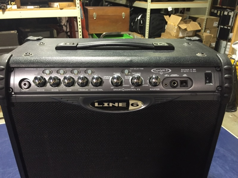LINE 6 Electric Guitar Amp SPIDER II 30