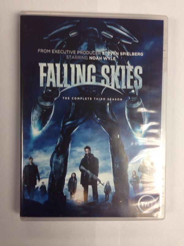 Falling Skies The Complete Third Season 3 on DVD