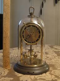 SCHATZ ANIVERSARY CLOCK