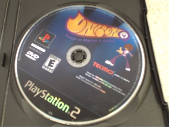 UNISON REBELS OF RHYTHM & DANCE - PLAYSTATION 2 GAME