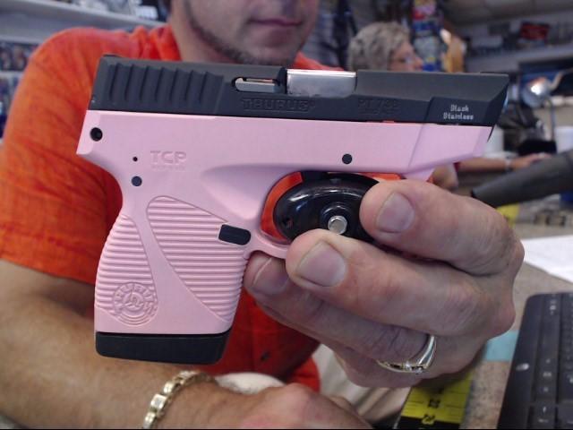 TAURUS Pistol PT-738 TCP