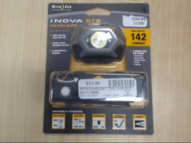 INOVA FLASHLIGHT Miscellaneous Tool HLSA-09-R7