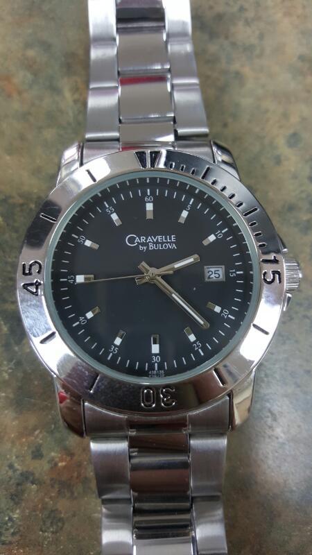 CARAVELLE BY BULOVA Lady's Wristwatch 43B135