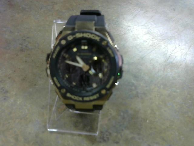 CASIO Gent's Wristwatch GST-S100G