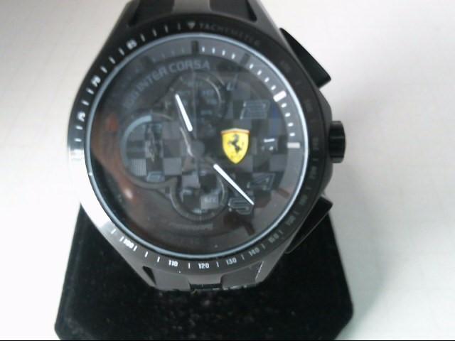M'S OTHER WATCH Gent's Wristwatch SCOUDERTIA FERRARI