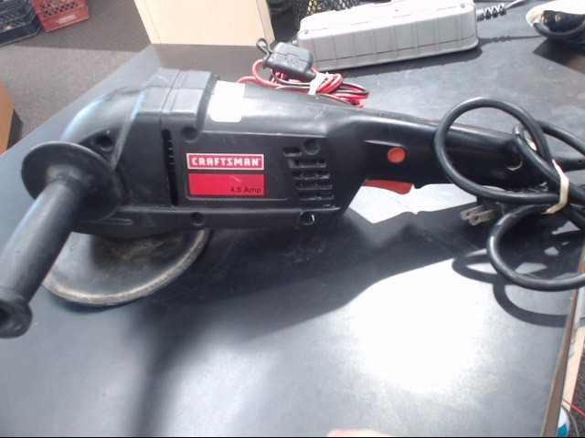 "CRAFTSMAN Disc Grinder 6"" DISC SANDER-POLISHER 315.115030"