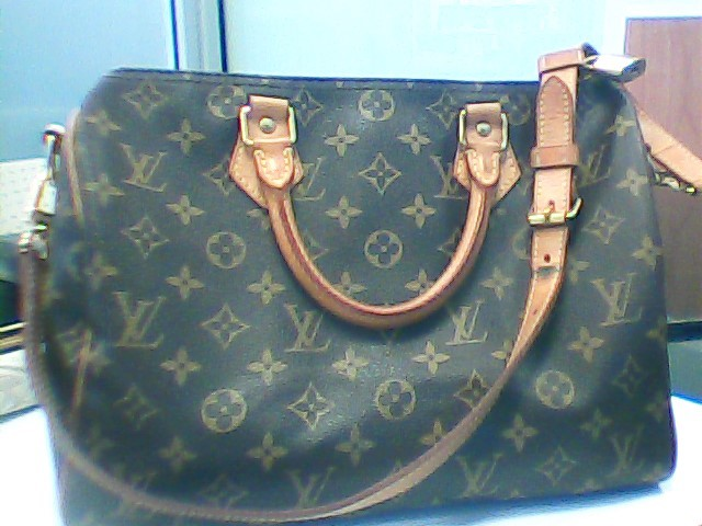 LOUIS VUITTON Handbag SPEEDY BANDOULIERE 30