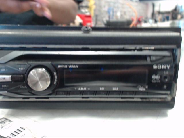 SONY Car Audio MP3 WMA