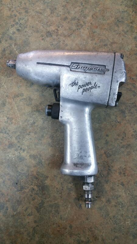 SNAP ON Air Impact Wrench IM31
