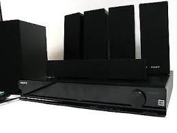 SONY Surround Sound Speakers & System STR-KS380