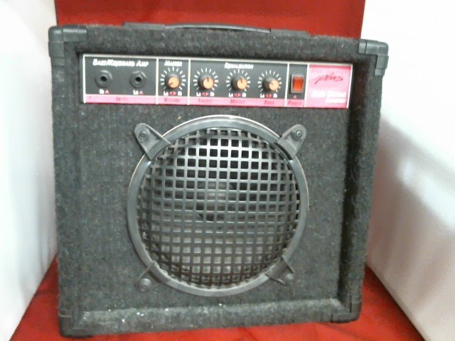 PERFORMANCE PLUS Bass Guitar Amp GB12P