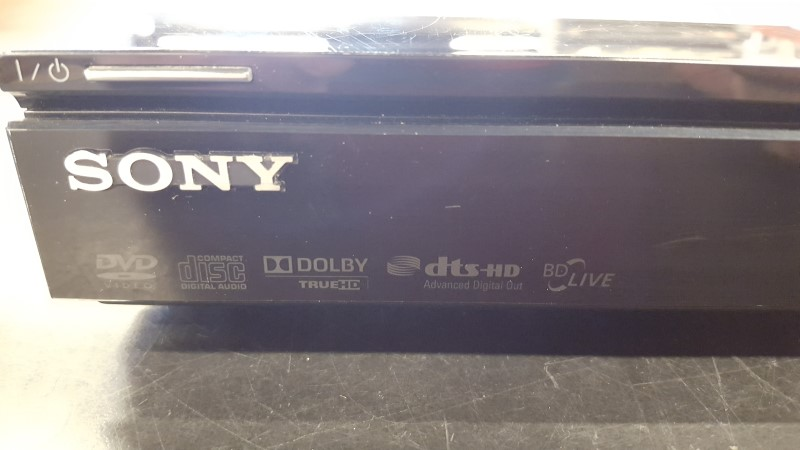 SONY DVD Player BDP-BX2