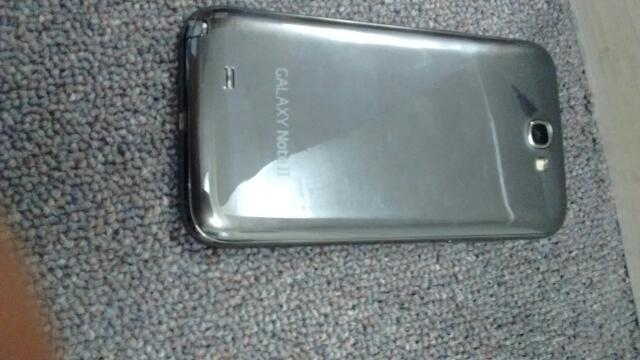 SAMSUNG GALAXY NOTE 2 II 16GB UNLOCKED GOOD CONDITION
