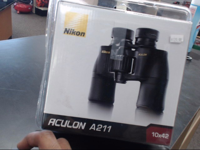 NIKON Binocular/Scope ACULON A211