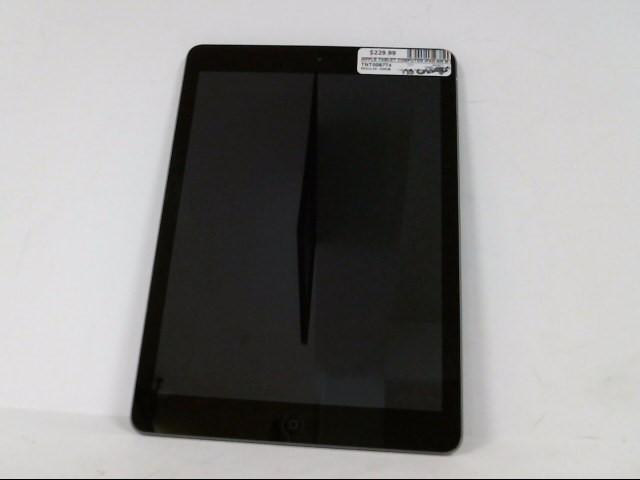 APPLE Tablet IPAD AIR MD785LL/A