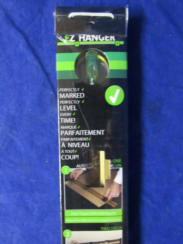 E-Z HANGER LASER LEVEL 32966