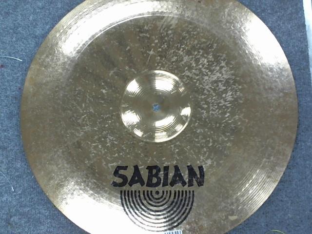 "SABIAN Cymbal PROSONIX 18"" CHINA"