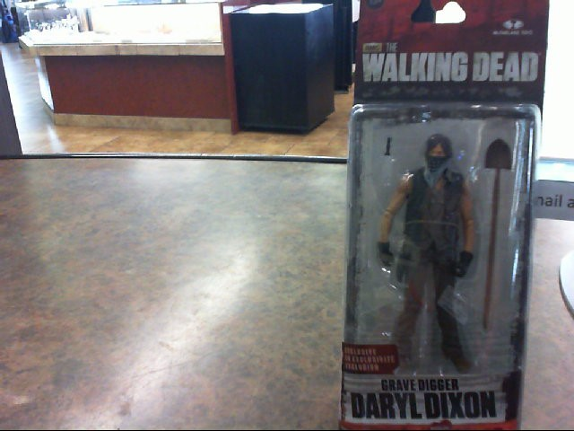 MCFARLANE TOYS Doll WALKING DEAD FIGURE